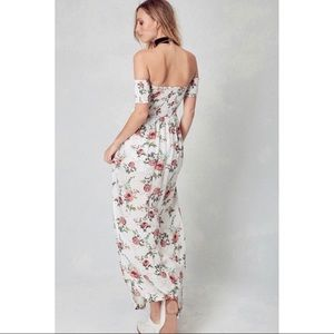 Fernweh Boheme Dresses - Floral Maxi Dress